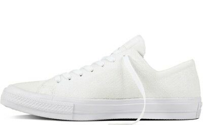 df8af3df4cdc Scarpe Converse Chuck Taylor All Star 2 X Nike Flyknit Bianche 38 Nuove