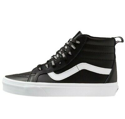 old skool vans pelle
