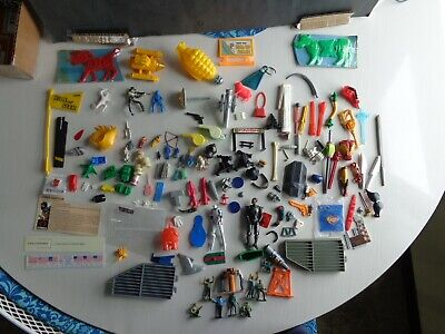 Lot of Junk Drawer toys parts pieces Great Deal