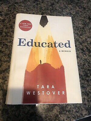 Educated : A Memoir by Tara Westover (2018, Hardcover) - Brand new Free Shipping