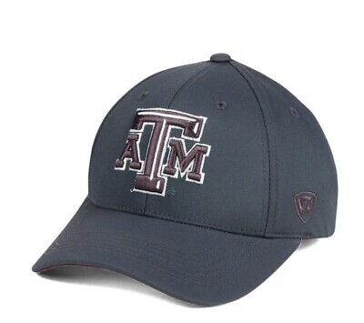 reputable site 76909 6aceb New Texas A M Aggies Top of the World Fresh 2 Hat Cap Adjustable