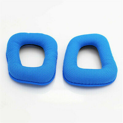 2pcs Replacement Ear Pads Cushions Cups Cover For Logitech Headphone