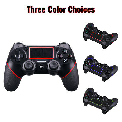 NEW Bluetooth Wireless Game Controller Touch Panel With Dual Vibration For PS4