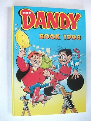 THE DANDY BOOK (From 1998) **Near Mint/As New Condition**