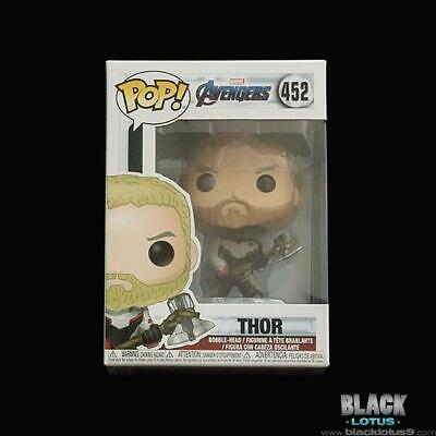 Funko Pop! Thor Avengers Endgame Marvel Studios Infinity IN STOCK 452