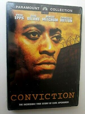 Conviction (DVD, 2003) Region 1 Brand New Sealed