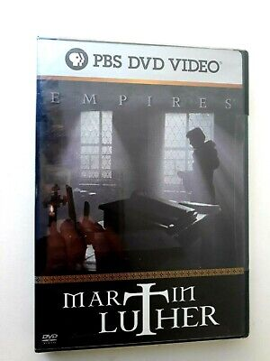 Empires - Martin Luther (DVD, 2003) Region 1 Brand New Sealed