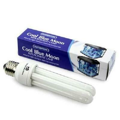 Interpet Cool Blue Moon 15w Replacement Lamp For Aquariums