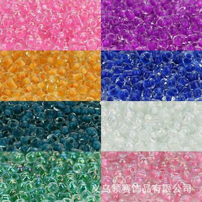 2700pcs 2.5mm DIY Lots Charm Czech Glass Seed Beads Jewellery Making Craft Beads