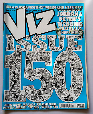 Viz Comic Issue 150  Jordan and Peters Wedding Adult Ages 18+