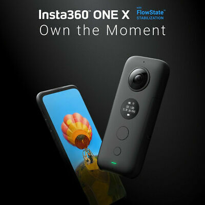 Insta360 ONE X 5.7K WIFI 360° Capture Panoramic Motion DV Action Camera HDR Mode