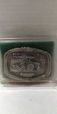Vintage Bca Bearings Federal​l Mogul Belt Buckle Nip