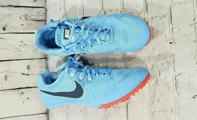 best service a03f1 33edc NEW Nike Zoom Rival Multi Use Track Spikes Blue Tool 806559-446 WOMEN S  SIZE 11