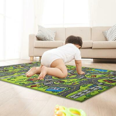 152.4*81.28cm Nontoxic Baby Kids Play Mat Floor Rug Picnic Cushion Crawling Mat