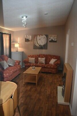 Holiday chalet rent in Norfolk Great Yarmouth summer holiday home