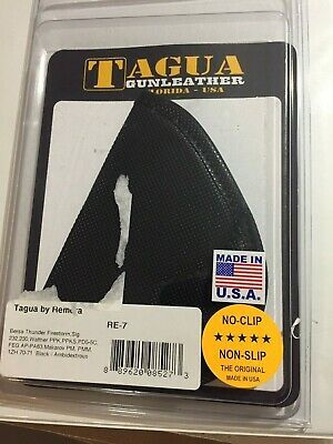 Details about  /Tagua By Remora RE-12C Black No-Clip Non-Slip Made In USA