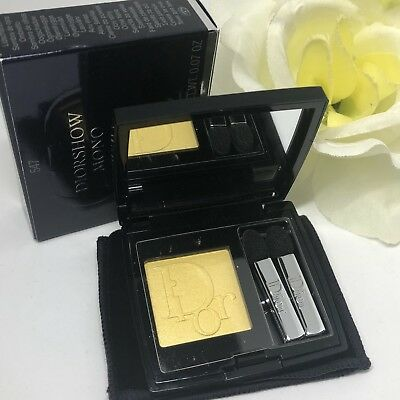 DIOR Diorshow Backstage Shadow 547 IT-YELLOW ~ 0.07 oz, New in Box