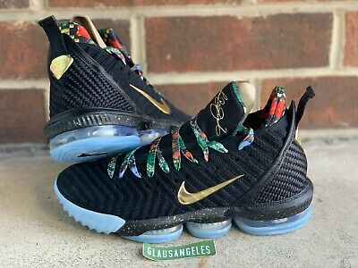7808144d4ed NIKE LEBRON 16 XVI Watch the Throne Size 10.5 Deadstock In Hand 100 ...