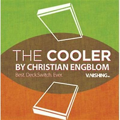 The Cooler (DVD and Gimmick) by Christian Engblom - Magic Tricks