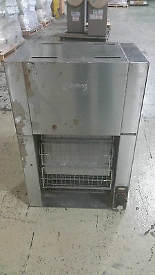 Hatco Toast King Modeltk-100  Vertical Conveyor Toaster Machine