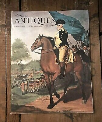 The Magazine ANTIQUES March 1975