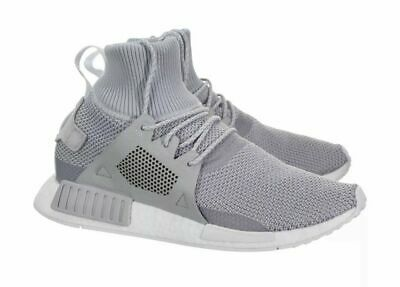 58f1858b384 Adidas NMD XR1 Winter BZ0633 Grey Mens US size 9.5 running shoes New W Box