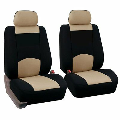 4pcs Car Styling Car Sponge Seat Cover Universal Front Seat Cover Replacement AG