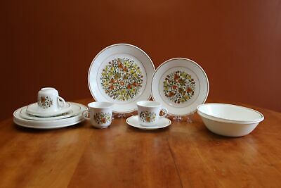 Vintage Corelle by Corning Indian Summer Creamer Excellent Gently Used