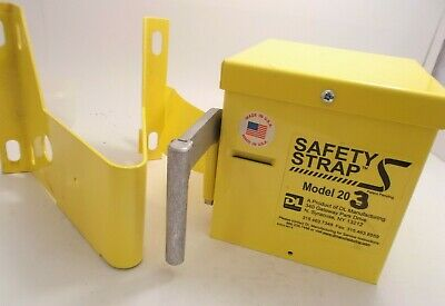 DL Manufacturing Safety Strap Model 203 - Receiver & Recoil Assembly - (ST203)