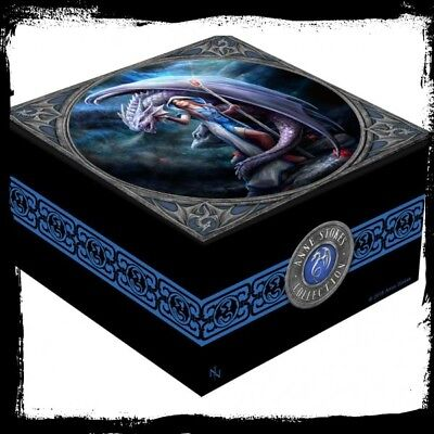 Dragon Mage Mirror Box Anne Stokes
