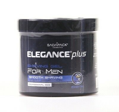 Profesional Plus Shaving Gel by Elegance 1000ml, Gel Afeitado