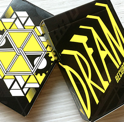 Dream Recurrence: Exuberance Playing Cards (Standard)