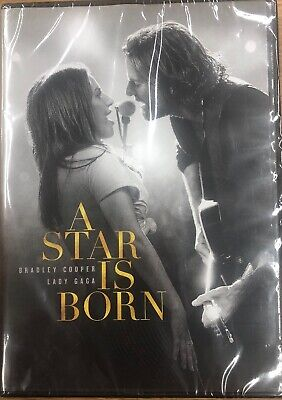 A Star Is Born (Special Edition DVD) Starring Bradley Cooper New Sealed