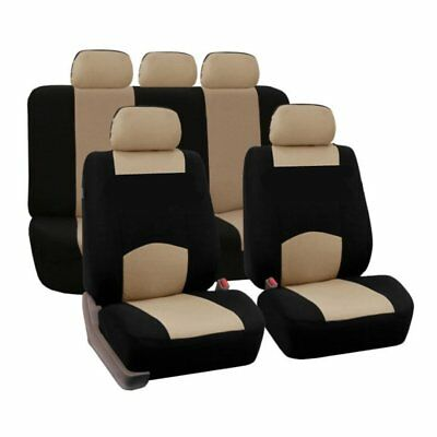 9pcs Car Sponge Seat Cover Car Styling Accessory Universal for Five-Seat Cars GP