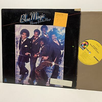 Blue Magic- Message From The Magic- ATCO 38-104- VG+/VG Soul Funk