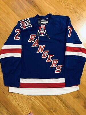 best sneakers 4b569 757d7 REEBOK AUTHENTIC NEW York Rangers Winter Classic Jersey ...