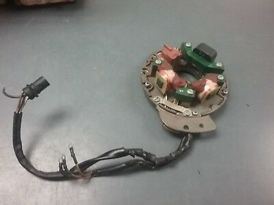 JOHNSON/EVINRUDE STATOR ASSEMBLY P# 580726 Used Tests good
