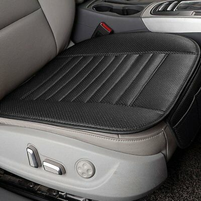 Bamboo Charcoal Car Seat Cover Four Seasons Breathable Backless Seat Cushion FW