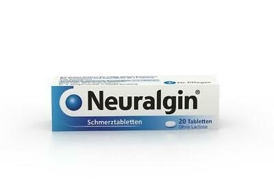 Neuralgin Tabletten 20 St PZN: 3875041