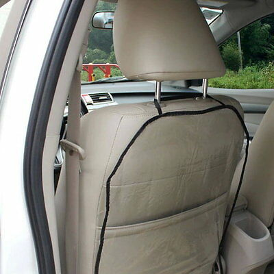 Car Auto Seat Back Cover Protect back of the seats Simply install For baby QU