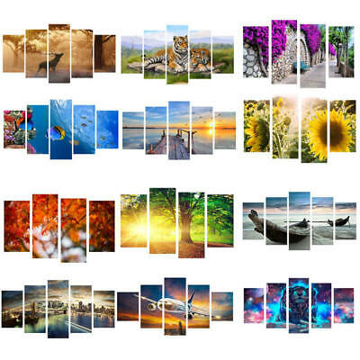 Bedroom Canvas Print Wall Art Oil Painting Picture Mural Home Decor Unframe
