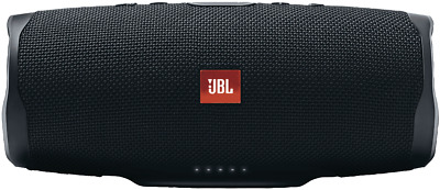 NEW JBL 4306336 Charge 4 Portable BT Speaker Black