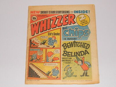 Whizzer and Chips - 19th January 1980 issue - Vintage Retro Comic - Buster - s_4