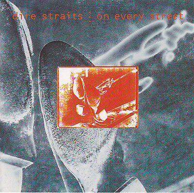 Cd 12T Dire Straits On Every Street De 1991 Remastered 510 160-2  Tbe