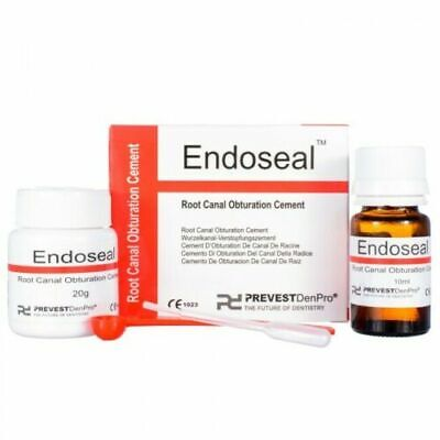 Root Canal Obturarion Cement Endoseal by Prevest Denpro Dental