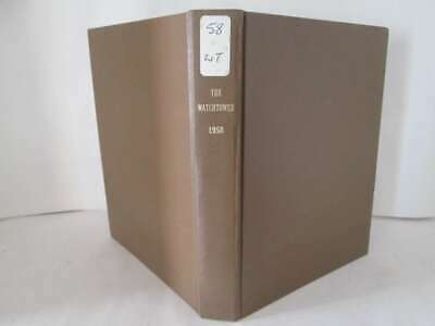 The Watchtower 1958 Edition  1958