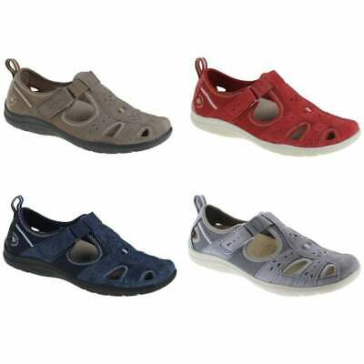 Earth Spirit Cleveland Nubuck Ladies Sandals in Various Colours and Sizes