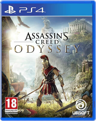Assassin's Creed Odissey Ps4 Italia Gioco Ps4 Nuovo