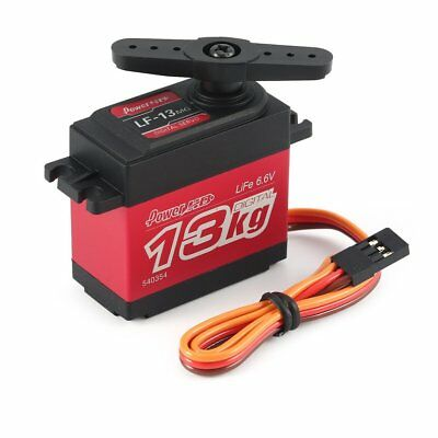 Power HD Kyosho Servo HD LF-13MG Digital Double BB 13,0 KG - 0,12 SEC HD-LF-13HG