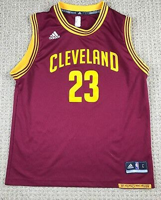 cheap for discount ed53d 42f92 ADIDAS CLEVELAND CAVALIERS Cavs Kevin Love Jersey Youth Boys ...